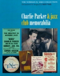 Charlie Parker & Jazz Club Memorabilia by Norman R. Saks (unsigned)