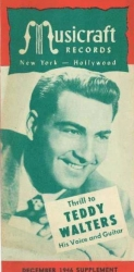 MUSICRAFT December 1946 Supplement