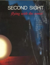 """Flying With The Comet,"" SECOND SIGHT, NEW LP!"