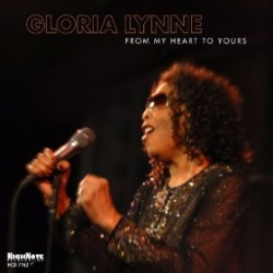 GLORIA LYNNE, From My Heart To Yours, SIGNED CD!