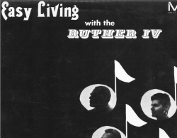 EASY LIVING With the Ruther IV, Wyatt Ruther SEALED Van Los LP VLM-3605