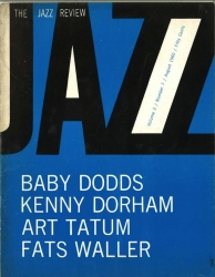 THE JAZZ REVIEW, August 1960, Vol. 3 No. 7