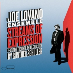 JOE LOVANO Streams of Expression, AUTOGRAPHED by the artist, Blue Note CD, 2006!