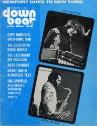 DOWN BEAT: February 17, 1972 Newport Goes To New York!