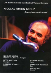NICHOLAS SIMION Transylvanian Grooves DVD!