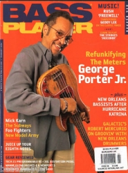 BASS PLAYER Magazine 2/2006!
