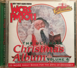 WCBS FM101.1 Ultimate Christmas Album vol. 4. Collectables COL-2517