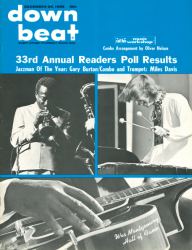 DOWNBEAT Dec 29, 1966