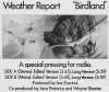 "1977 12"" Single Weather Report ""Birdland""; Joe Zawinul produced: Columbia 318"