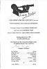 Sidney Bechet Society Concert Program 3/22/1999 SIGNED by GEORGE WEIN!