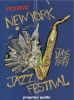 Texaco New York Jazz Festival program 6/16-30/1997