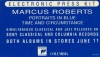 MARCUS ROBERTS VHS Press-Kit: Portraits in Blue / Time and Circumstance