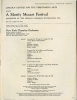 MOSTLY MOZART: 7/28 & 7/29/1972 Featuring Peter Eros and Mieczyslaw Horszowski