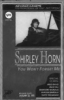 SHIRLEY HORN You Won't Forget Me VERVE