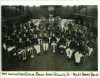 MILES DAVIS in Lincoln High band 1944 photo