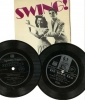 SWING! Brochure with two RARE demo discs