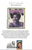 ELLA FITZGERALD First Day USPS Stamp Issue with DELUXE presentation!!