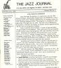 THE JAZZ JOURNAL, April-May-June 1988 issue, Vol. VIII No. 2