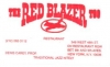 THE RED BLAZER, Denis Carey card