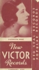 VICTOR January 1938 Catalogue Supplement