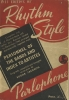 Parlophone 1944 RHYTHM STYLE - Official Jazz compilation book