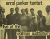 Errol Parker Tentet LIVE AT WOLLMAN AUDITORIUM Sahara LP 1014