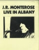 J.R. MONTEROSE, Live In Albany, SEALED/New Uptown records LP UP 27.02