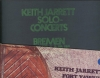 "KEITH JARRETT Vinyl!! 4 Lps include Box Set ""SOLO CONCERTS - Breman, Lausanne"" w/ booklet (ECM) & Fort Yawuh (Impulse)"