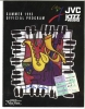 GEORGE WEIN SIGNED JVC Jazz Festival 1993 Program w/ticket stub