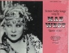 "SIXTEEN SULTRY SONGS Sung By MAE WEST ""QUEEN OF SEX,"" Rosetta Records RR 1315!"