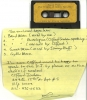 Music From The Trials of Robin Marcato by ALONZO LEVISTER, reference cassette!