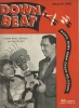 DOWNBEAT, March 15, 1943, ALVINO RAY cover!