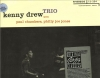 KENNY DREW TRIO, w/Philly Joe Jones & Paul Chambers, Riverside/OJC LP 065