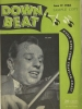 DOWNBEAT, June 17, 1946, HAL OTIS cover!