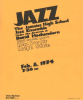 JAMAICA HIGH SCHOOL Jazz concert of February 8, 1974 Program