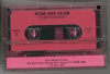 SLIM AND SLAM Jump Session Sony cassette!!