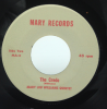 MARY LOU WILLIAMS Credo/Willis 45RPM on MARY RECORDS label