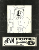 JAM POTATOES Jazz Festival Program June 9&10, 1974