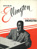 DUKE ELLINGTON late 1950s pamphlet with photos, essays, and bios