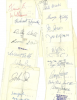 43 checks with famous Jazz signatures!