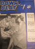 DOWNBEAT magazine November 3, 1948 Gene Krupa! Anita O'Day!