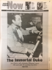 DUKE ELLINGTON Daily News centennial story (April 29, 1999)