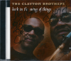 THE CLAYTON BROTHERS Back in the Swing of Things SIGNED CD!!