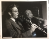 SIDNEY BECHET and BOB WILBER photo print