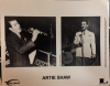 ARTIE SHAW Bluebird records press photo