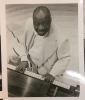 COUNT BASIE glossy 8x10 photo