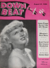 DOWNBEAT magazine August 25, 1948