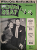 DOWNBEAT magazine May 18, 1951 Lennie Tristano blindfold test!