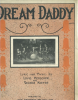 DREAM DADDY 1924 published music with Louisville Jazz band