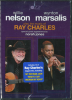 WILLIE NELSON & WYNTON MARSALIS play Ray Charles with NORAH JONES still sealed – New – DVD